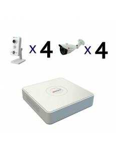 Безопасник AC IP 8-6 (AC-D7101IR1+AC-D2101IR3+DS-N108P)