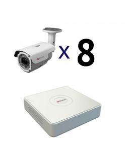 Безопасник AC ТA 8-2 (AC-TA263IR3+DS-H108G)