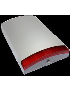 Крышка из нержавеющей стали для оповещателя звукового JA-111A, JA-151A