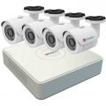 Комплекты видеонаблюдения для дома и бизнеса