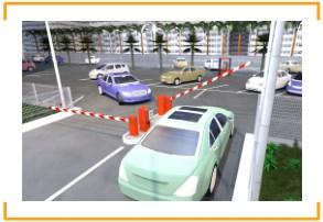 Стандартные решения для автоматизации парковочных систем